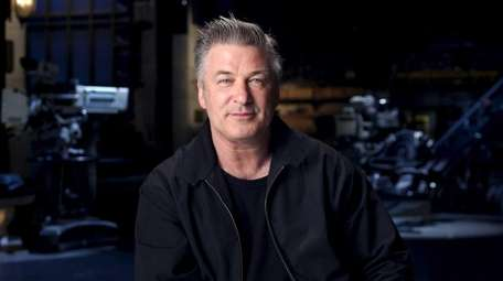Alec Baldwin from the
