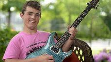 Bobby Menges, 17, a Garden City High school