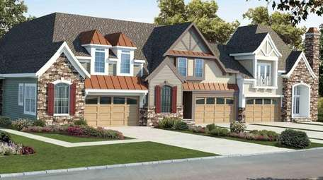 Country Pointe at Plainview plans include 750 housing