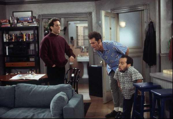 Hulu announced it will re-create Jerry Seinfeld's Upper