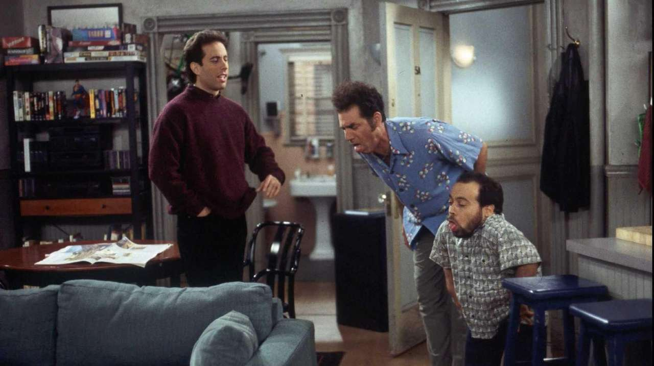 Hulu announced it will re-create Jerry Seinfeld's Upper