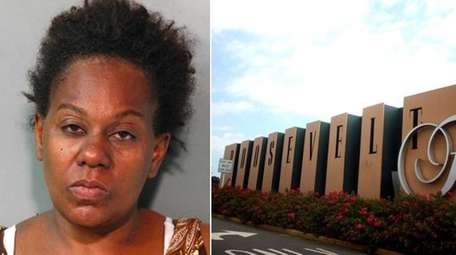 Lisa M. Berry, 42, of Hempstead, was arrested
