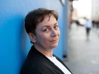 Anne Enright, author of