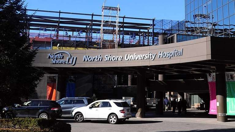 The North Shore-Long Island Jewish Health System is