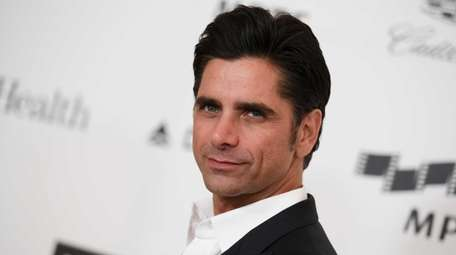 John Stamos arrives at the 4th Annual Reel