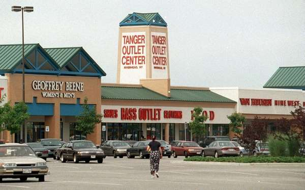 Tanger Outlets Riverhead in an undated photo.