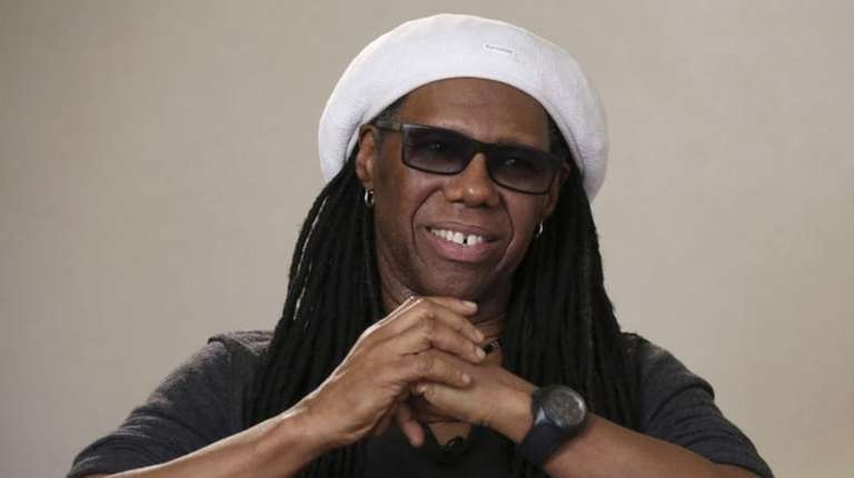 Nile Rodgers has a big summer planned, releasing