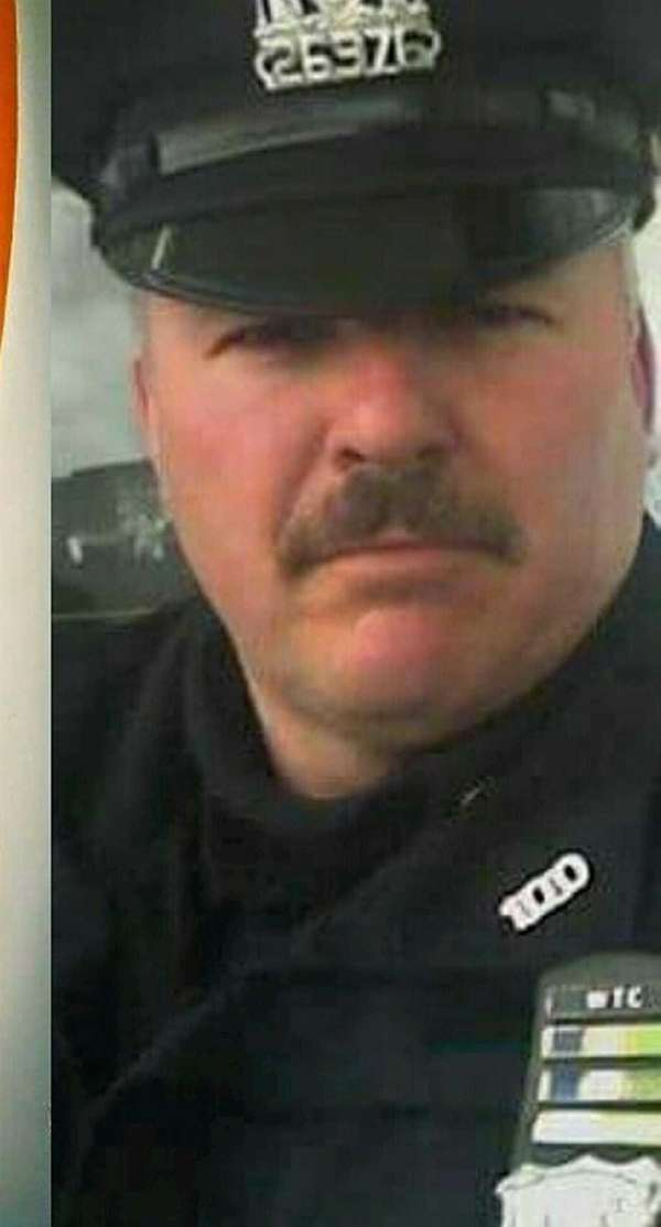 Michael Schuierer, 49, a retired NYPD officer from