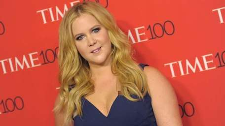 Amy Schumer attends the TIME 100 Gala, celebrating