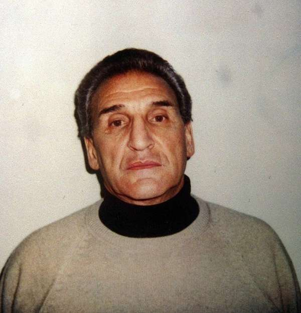 Bonnano mob figure Vincent Asaro of Ozone Park,