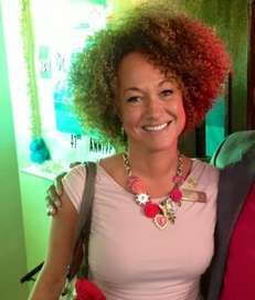 Former Spokane NAACP president Rachel Dolezal said in