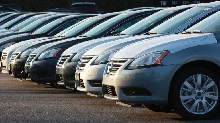 Three car dealerships on Long Island, including Huntington