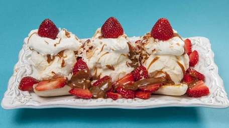Recipes to make with strawberries.