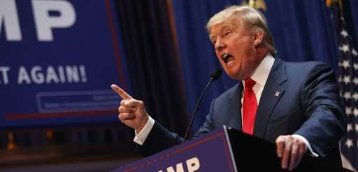 Donald Trump announces June 16, 2015 in Manhattan