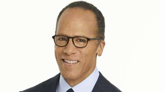 NBC's Lester Holt is on vacation this week,
