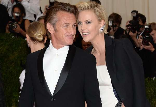 Oscar winners Charlize Theron and Sean Penn have