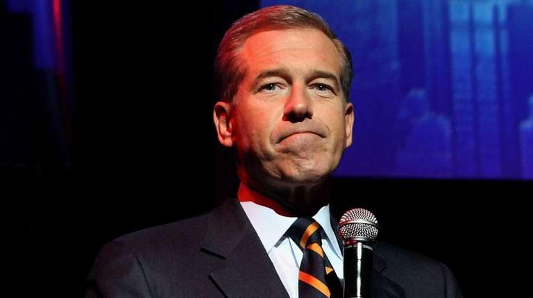 Brian Williams is seen in this undated photo.