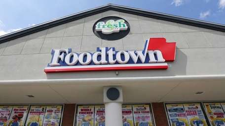 The Foodtown at 520 S. Broadway in Hicksville