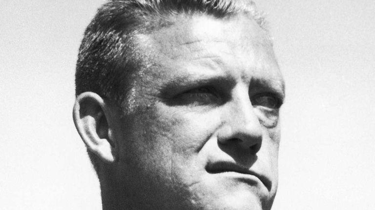 This undated file photo shows John David Crow