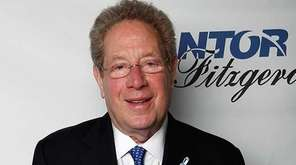 John Sterling attends Annual Charity Day Hosted By