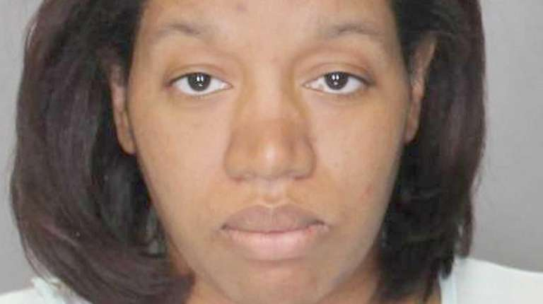 Katherine Riddick was charged with several felonies: three