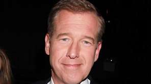 Brian Williams at the premiere of HBO's