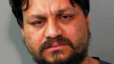 Prateek Pokhrel, 35, of New Hyde Park, was