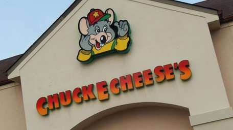 This is the Chuck E. Cheese's in Patchogue
