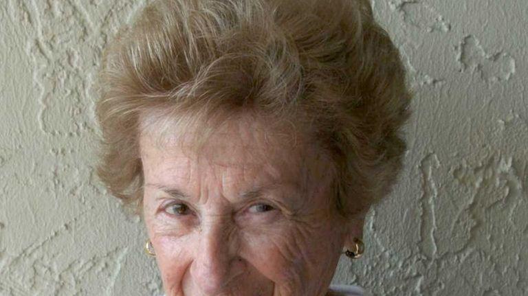 Florence Sklarek Levine, who died at 91, is