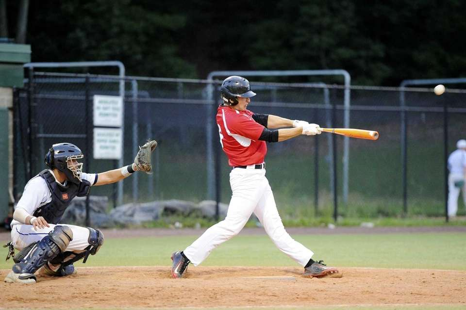 Wheatley and Nassau All-Stars outfielder Andrew Hastings (9)