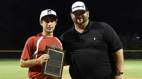 North Shore and Nassau All-Stars middle infielder Billy