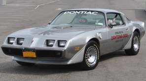 This 1979 Pontiac Trans Am 10th Anniversary Edition