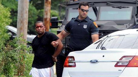 Camilo Tatis, 28, of Brentwood, who, police said,