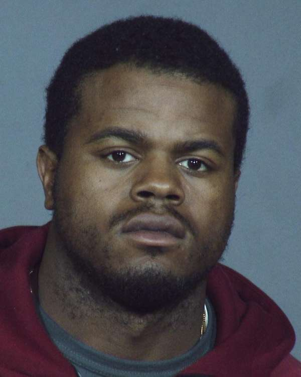 A handcuffed Tareek Arnold, 23, escaped just before
