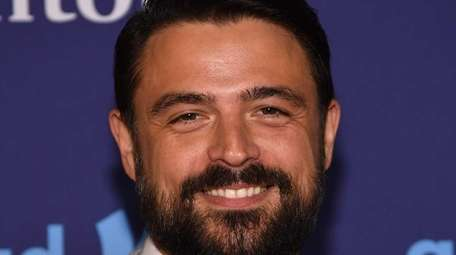 John Gidding attends the 26th Annual GLAAD Media