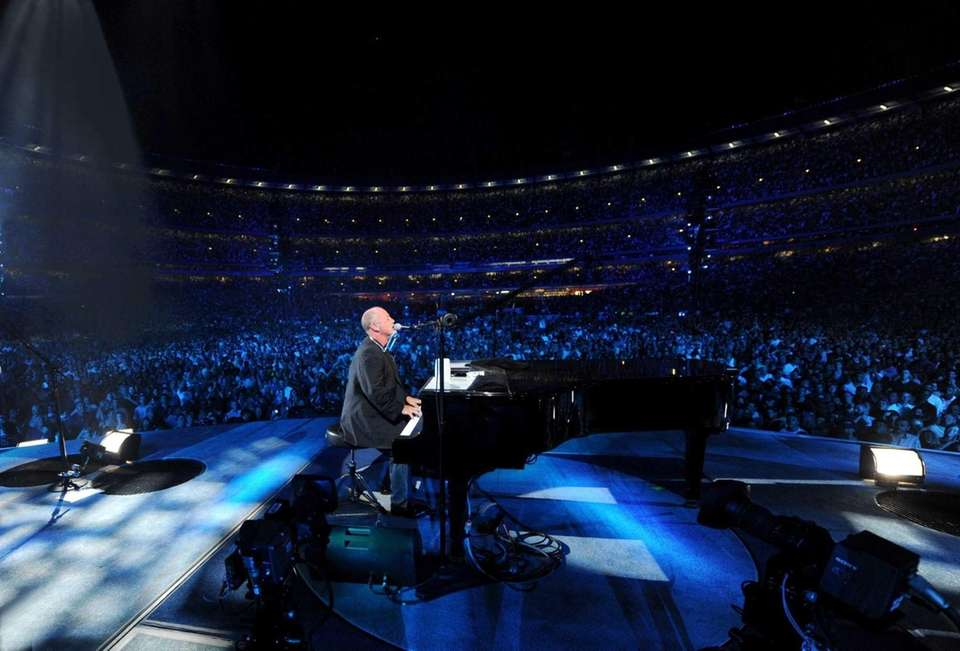 The Billy Joel calendar July Newsday