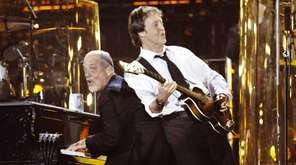 July 18, 2008: Billy Joel plays his second