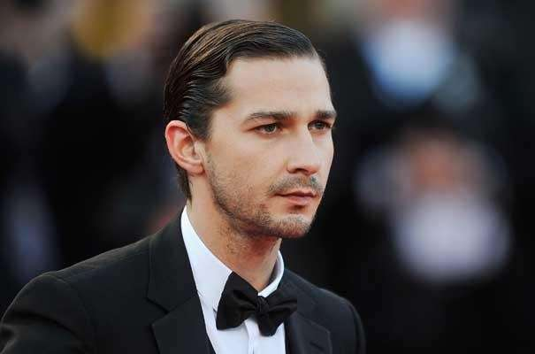 Shia LaBeouf received stitches to his head and
