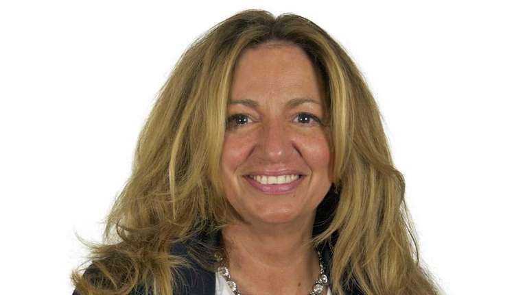Michele Gill of Upper Saddle River, New Jersey,