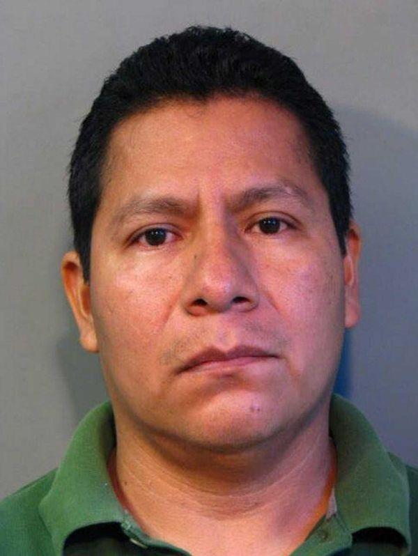 Edward Ramirez, a Glen Head restaurant employee, was