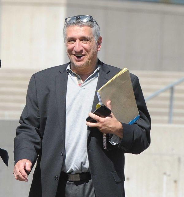 Melvin Cwibeker, 60, owner of Mel Cwibeker D.C.