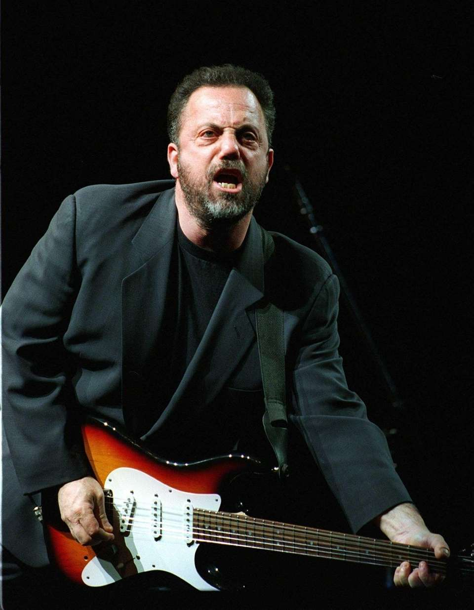 Billy Joel at the Coliseum on Dec. 29,