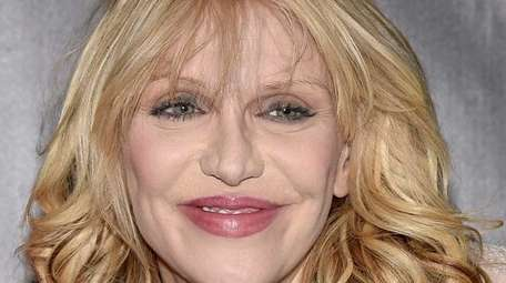 Courtney Love attends the closing night live read
