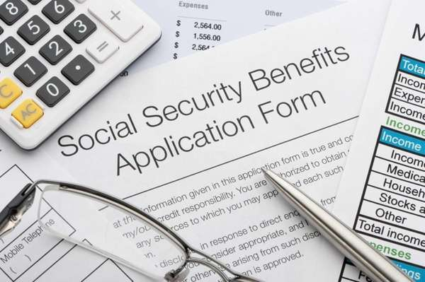 Receiving a Social Security benefit as the parent