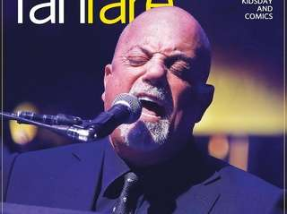 Billy Joel once again graces a Newsday cover
