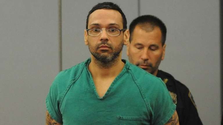 Joseph Perez, in Judge Camacho's courtroom at First