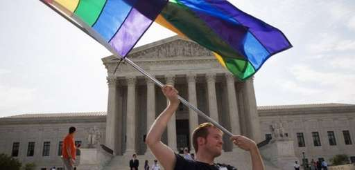 John Becker, 30, of Silver Spring, Md., shows
