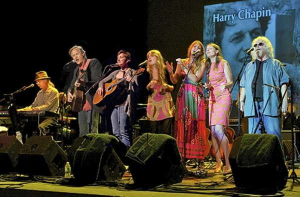 The Chapin Family will perform on Saturday, June