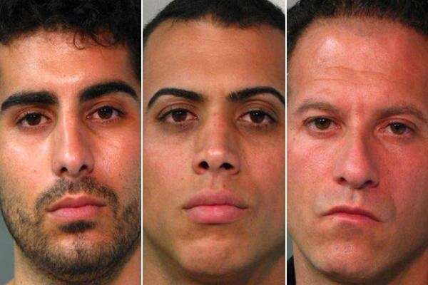 (L-R) Rotem Balila, 25, of Great Neck was