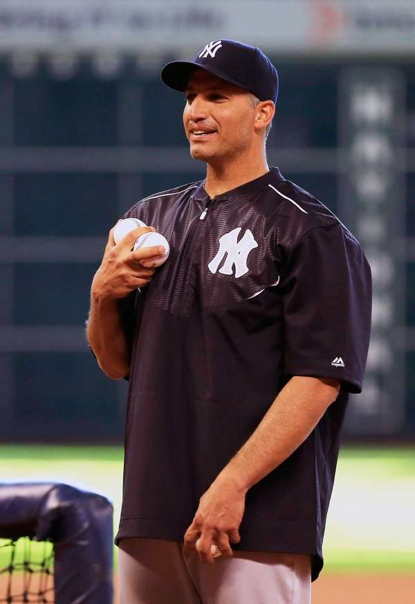 Former Houston Astros and New York Yankees pitcher